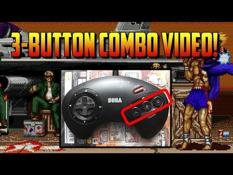 The 3-Button Combo Video (Ken Infinite, 100% Combos + Jump Cancels)