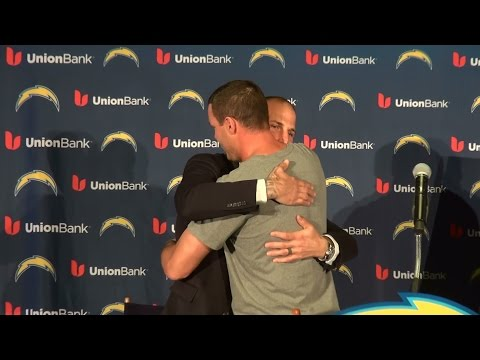Nick Hardwick Retires, an emotional Philip Rivers on what he Meant