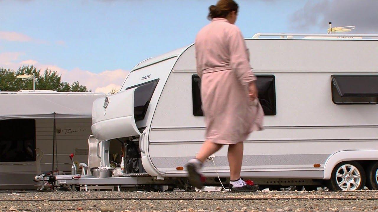 Tapis Pour Caravane Gitan gens du voyage : l'aire d'accueil de grand passage divise toujours