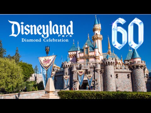 Disneyland Park Diamond Celebration Vlog!