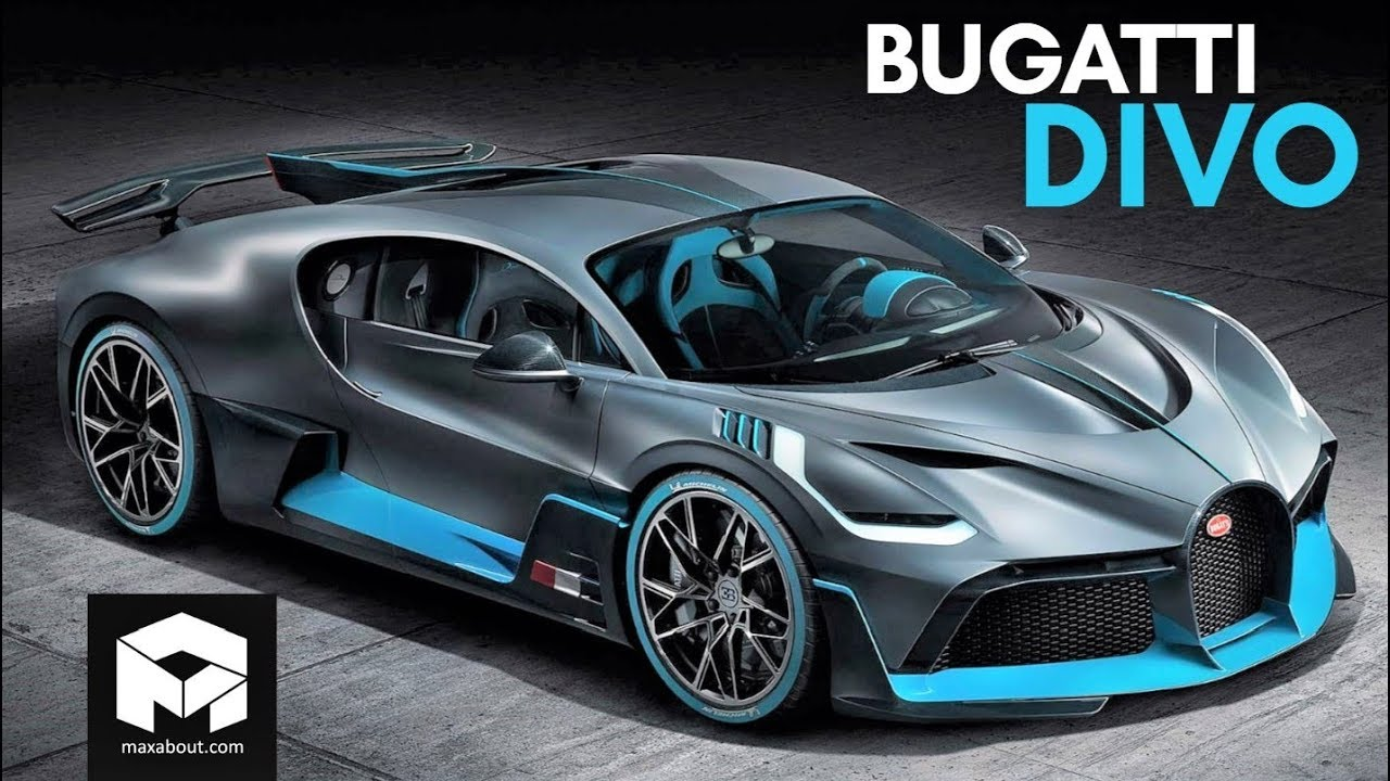 Bugatti Divo Unleashed Quick Facts Price