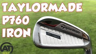 TAYLORMADE P760 IRON REVIEW