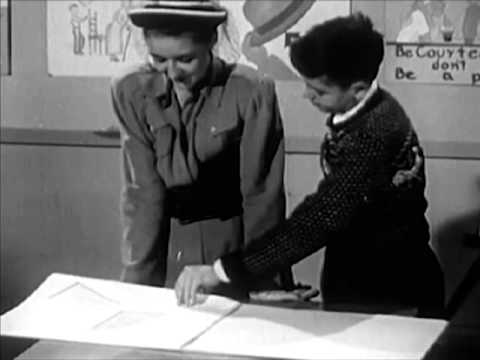 1940s Social Guidance Film: Everyday Courtesy (1948) - CharlieDeanArchives / Archival Footage