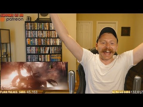 Ready Player One - Trailer #1 (Reaction & Review)