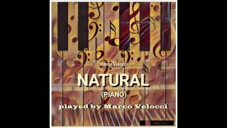 NATURAL  - Marco Velocci - Piano bases Collection