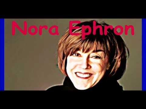 Nora Ephron Dead Writer