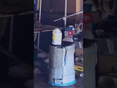 Dragon king Fletching katan quick water jug cutting
