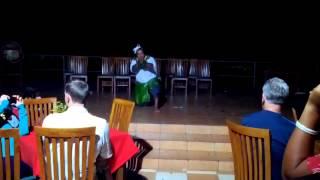 Fakatapu Mo Pangai e at Vakaloa Beach Resort