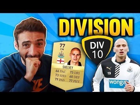 FIFA 17 | SHELVEY EN DIV10