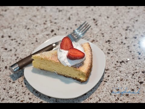 How to make Orange Chiffon Cake