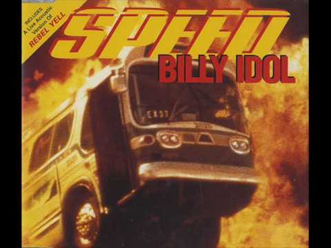 Billy Idol Speed Lyrics