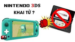 Nintendo Switch Lite có khai tử 3DS được không?