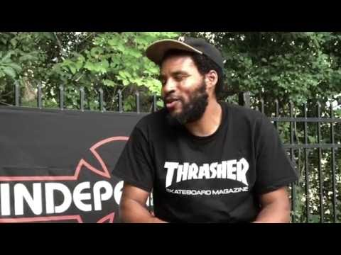 Interview with Ray Barbee