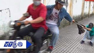 Cướp giật túi xách táo tợn giữa Tp Đà Nẵng | VTC