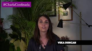 Charla Confinada, Alberto Peralta.