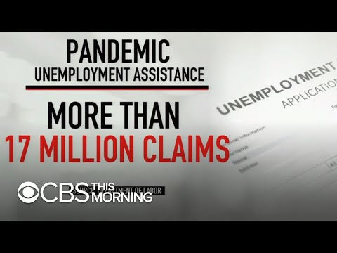 Scammers find a weak spot in Pandemic Unemployment Assistanc