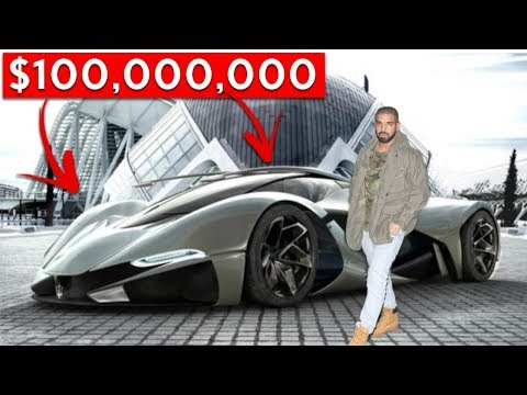 The Richest Rappers of 2018 (Drake, Travis Scott, Kanye West & MORE!)
