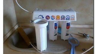 Фильтр для воды Гейзер БИО - замена картриджей(, 2014-11-28T19:38:47.000Z)