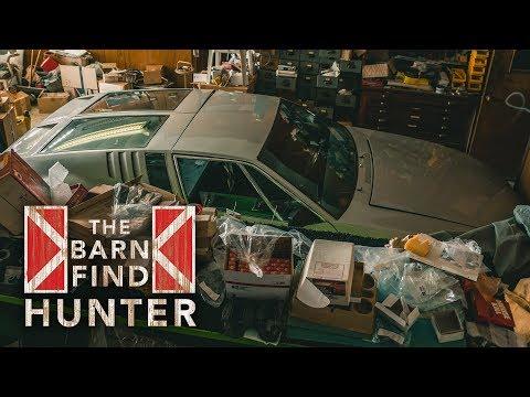 De Tomaso Mangusta, Lamborghini Espada, Need We Say More? | Barn Find Hunter - Ep. 48