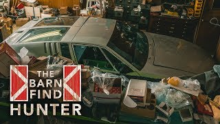 De Tomaso Mangusta, Lamborghini Espada, need we say more? | Barn Find Hunter - Ep. 48