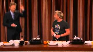 Gordon Ramsay in CONAN