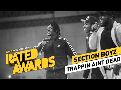 Section Boyz - Trapping Ain't Dead | #RatedAwards 2015