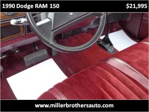 1990 Dodge RAM 150 Used Cars Mill Hall PA