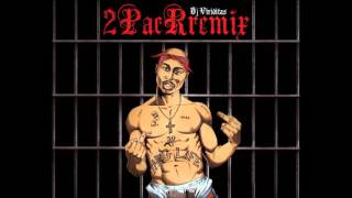 (2015)  2Pac - 25 To Life   (Remix)