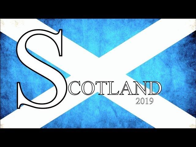 Scotland roadtrip 2019