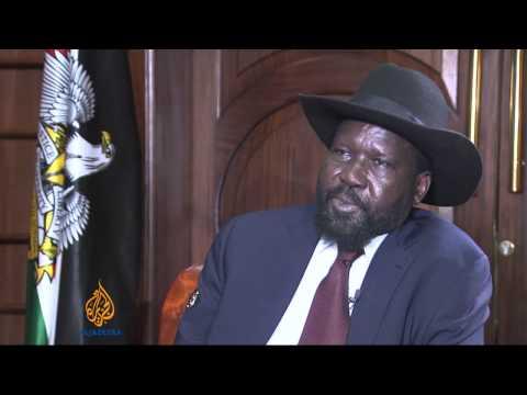 South Sudan leader says UN staff back rebels