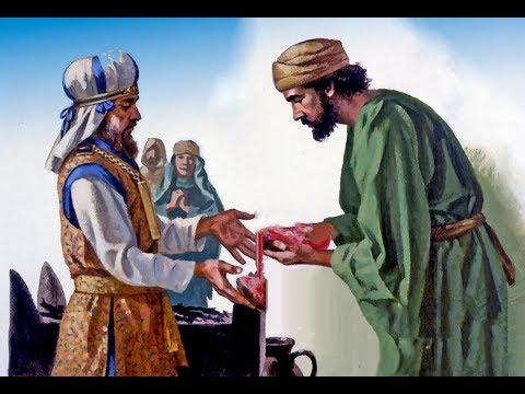Пророк Ша'йа (мир