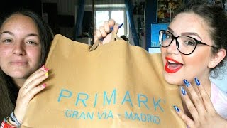 HAUL MADRID 2016 | ilamakeup02♡