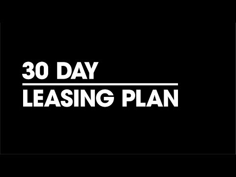 Melbourne Real Estate - 30 Day Leasing Plan