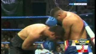 JORGE CARABALLO vs FABIAN VELARDES - FULL FIGHT - PELEA COMPLETA