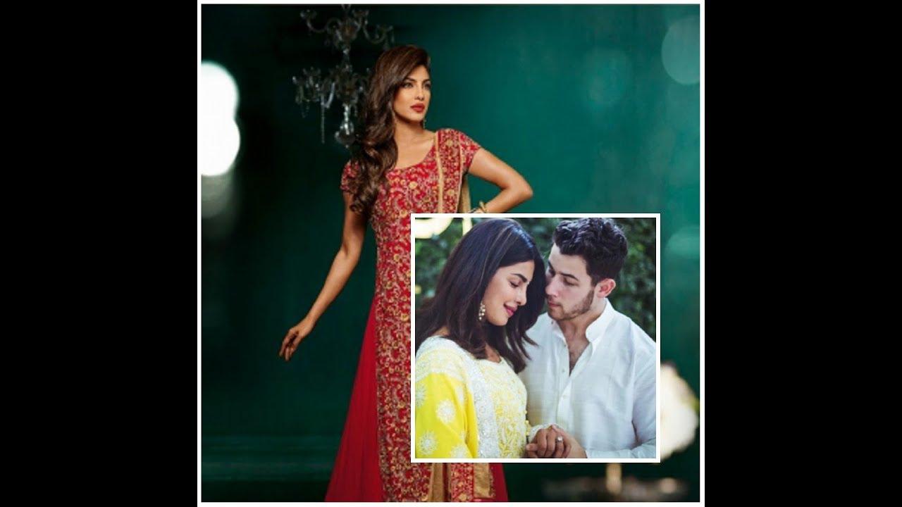 Priyanka Chopras Wedding Dress She Can Marry Nick Jonas In These