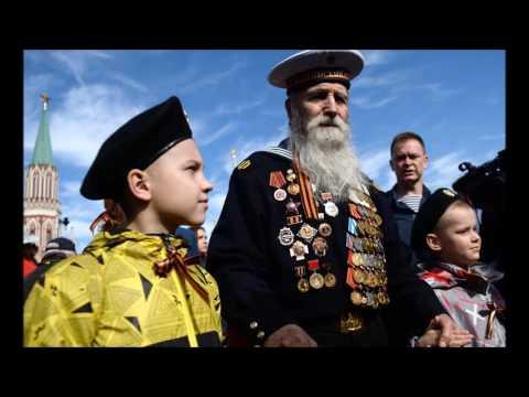 Военно музыка парад Победы 2015 Military Music Victory Parade 2015