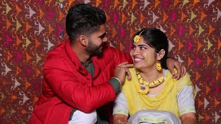 Veereya Ve | ਵੀਰਿਆ ਵੇ | Rakhrhi song | Gagan Cheema | Lyrics | Naturedeep Kahlon |