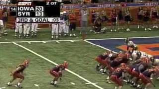Greatest Iowa Football Moments from 2000-2016
