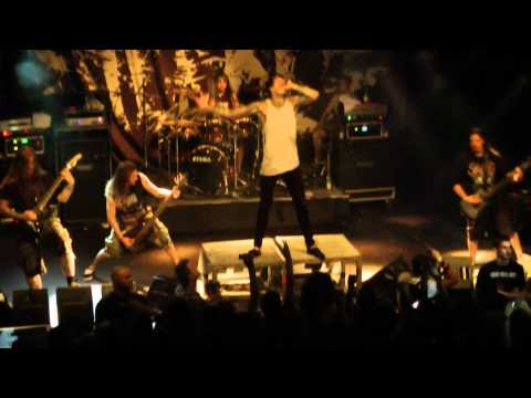 Suicide Silence You only live once LIVE Vienna, Austria 2011-06-19 1080p FULL HD