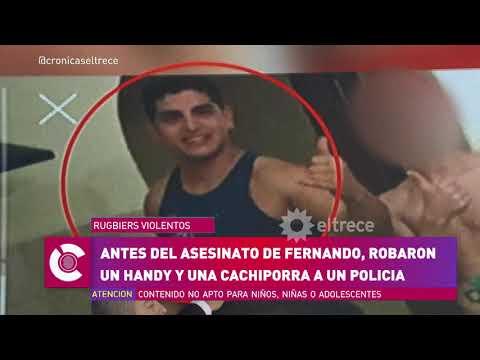 Nuevas Imágenes Que Los Rugbiers Se Sacaron Antes De Ir Al Boliche Y Matar A Fernando Báez