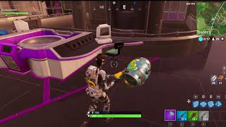 SECRET HIDDEN LAIR! Nouveau Fortnite Villain Hideout Loot Emplacement! Saison 4