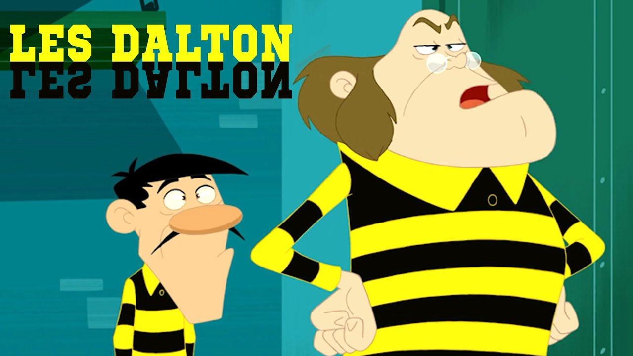 Les Dalton   Le nouveau prisonnier   Compilation en HD (FR)