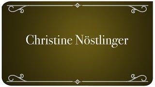 IM GESPRÄCH: Christine Nöstlinger