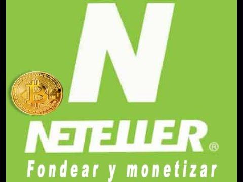 transferir dinero de neteller a cuenta bancaria y recargar