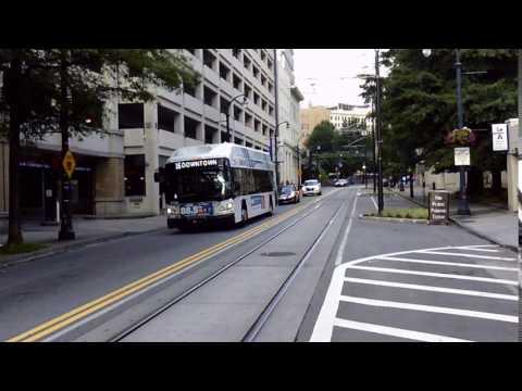 MARTA, - Metropolitan Atlanta Rapid Transit Authority,  Route# 16