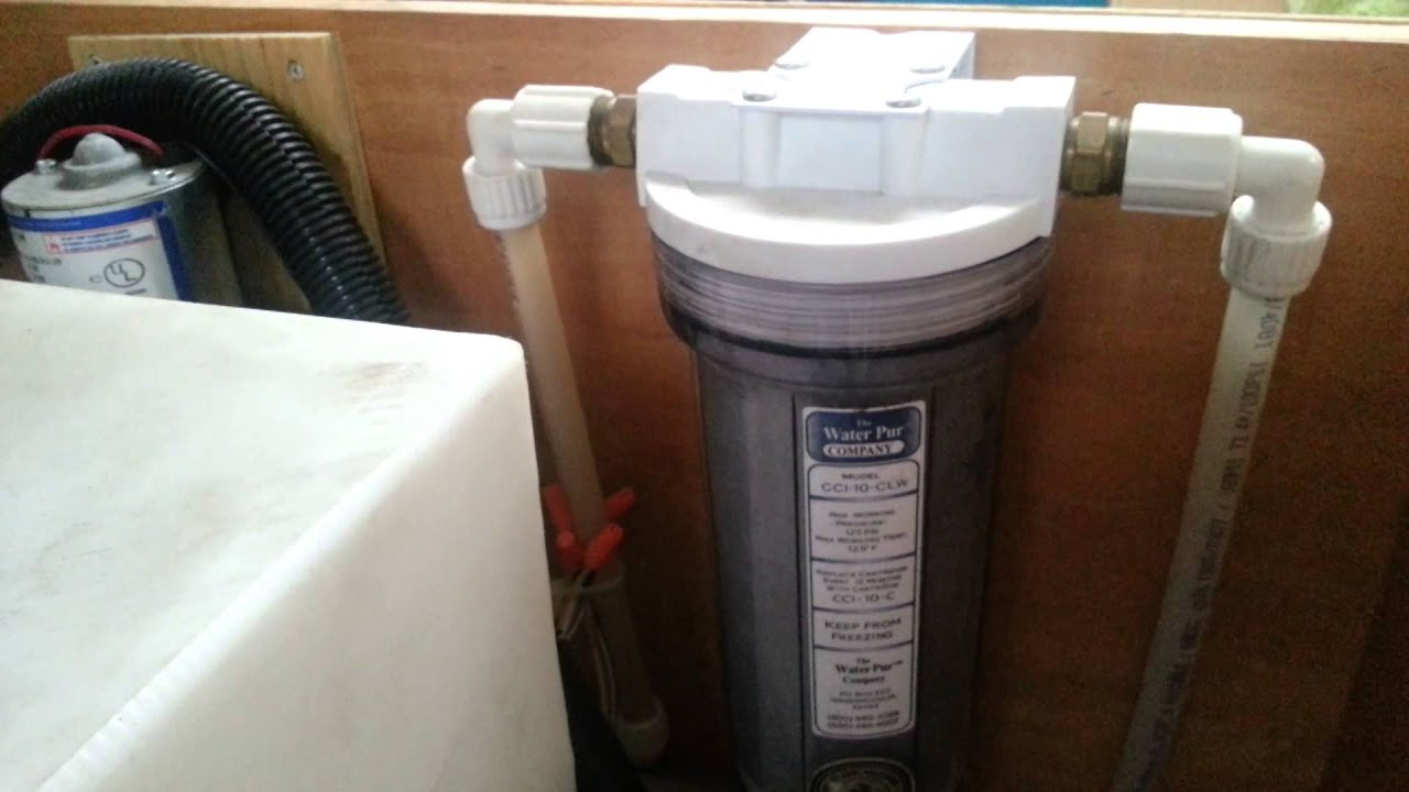 10 Best Rv Water Filter System Reviews Buying Guide For 2020
