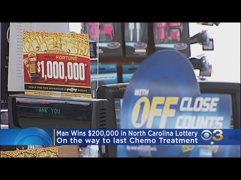 Lisa St. Regis - On The Way to His Last Chemo Treatment Man Wins $200,000 Lotto