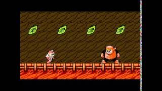 Megaman II Game Boy Woodman (Cover)