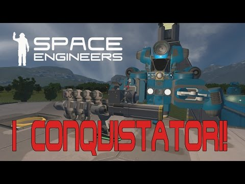 [ITA] Space Engineer: Planetary Survival EP4: I conquistatori!! + sponsorship :D
