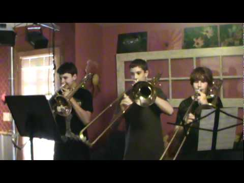 Sailor's Work Song performed by: The Biblical Trio; Solo and Ensemble 2012: Rehearsal